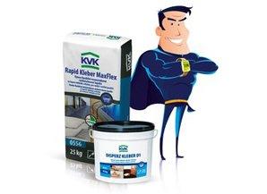 Udalosť: Staň sa super expertom s lepidlami KVK!