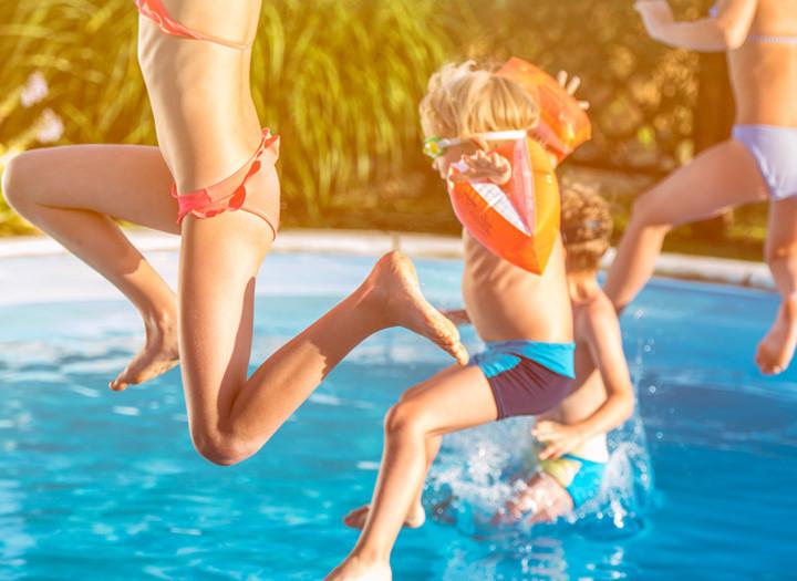 More priamo v záhrade! Aký bazén použiť a ako ho čistiť?