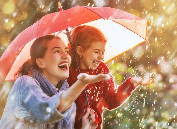 Čo tak si vymaľovať jeseň bez dažďa a chladu?