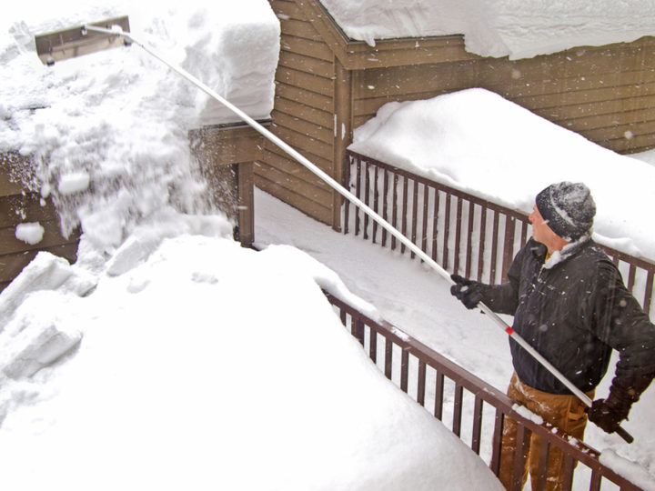 Snehu síce niet, len aby ste ho ešte nemali v obývačke!