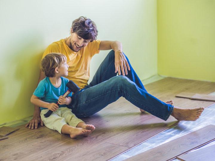 Podlaha nemá len dobre vyzerať, ale hlavne chrániť