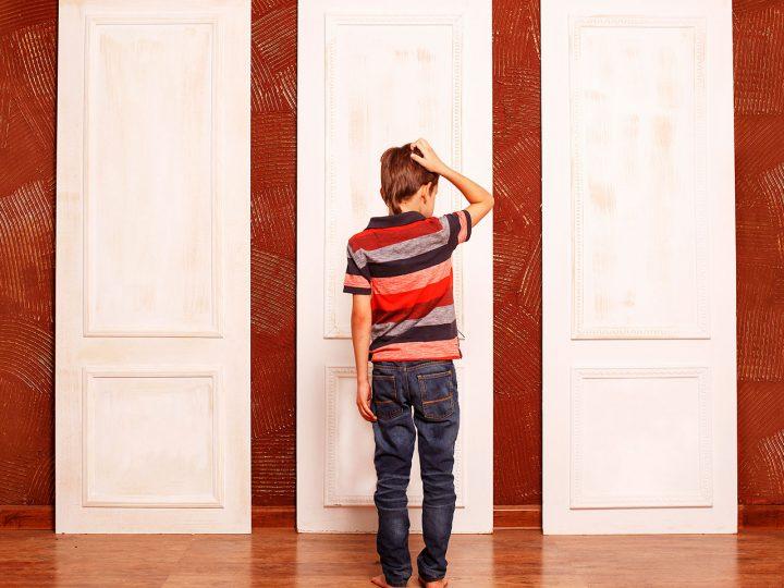 Cez dvere neprechádzate so zatvorenými očami. Musia teda slúžiť, ale aj vyzerať!
