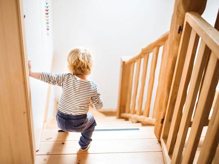 Pri schodoch je na prvom mieste bezpečnosť, na druhom všetko ostatné