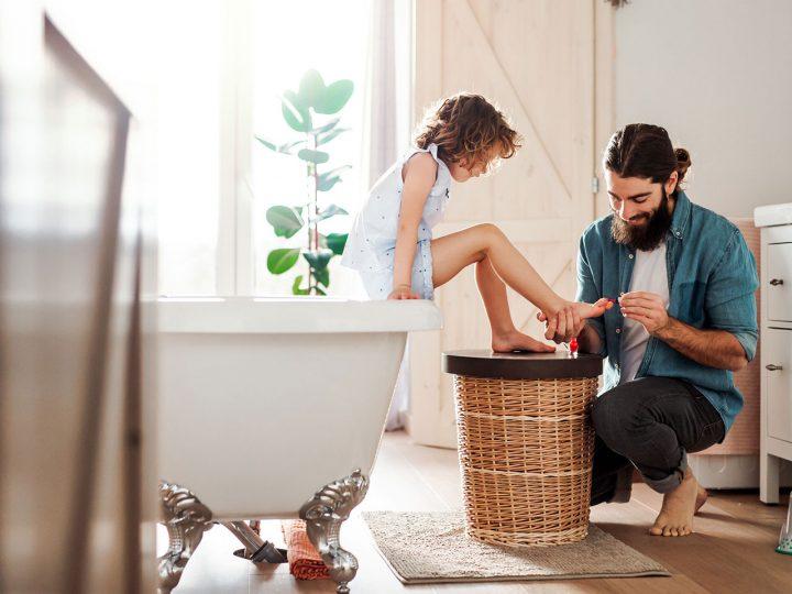 Objavte kúpeľňový nábytok, ktorého krásne línie vás budú nadchýnať dlhodobo
