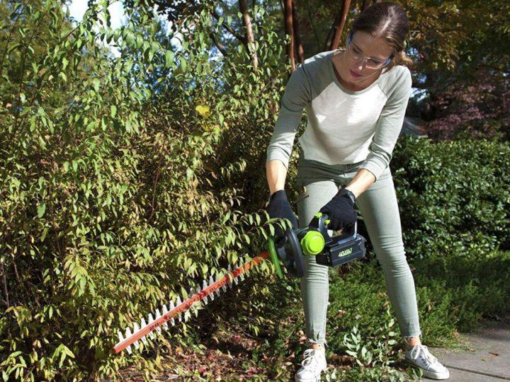Tichá práca v záhrade? Vďaka AKU nástrojom zaručene.