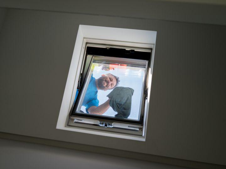 Ako na údržbu strešných okien?