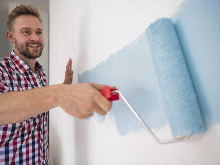 Maľovanie bytu môže niekedy stáť pár ťažkých rozhodnutí